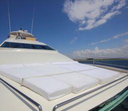 Motoryacht-Charter