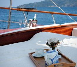 Yacht rental in Turkey