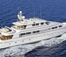 Yacht here Turkey